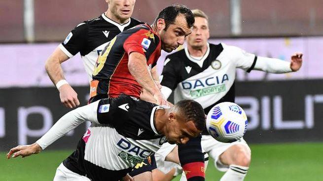 Genoa-Udinese (Ansa)
