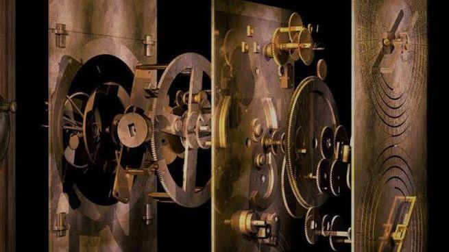 La macchina di Anticitera, calcolatore astronomico dei Greci