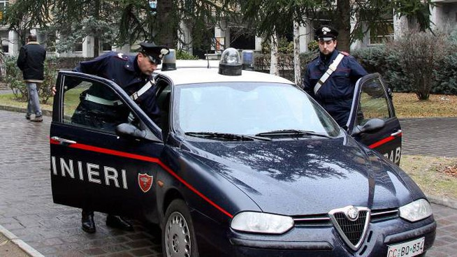 Carabinieri di Sondrio (Orlandi)