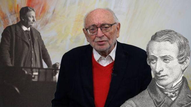 Umberto Piersanti tra Carducci e Leopardi
