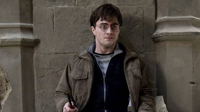 Daniel Radcliffe in una scena di 'Harry Potter 8' - Foto: Warner Bros.