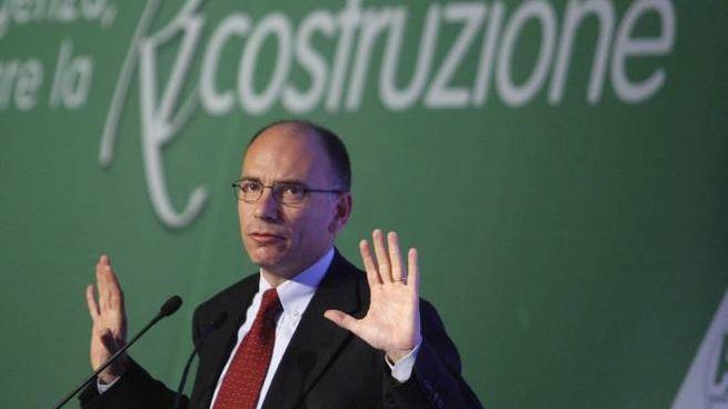 Enrico Letta, 54 anni, ex premier e neo segretario del Pd (Ansa)