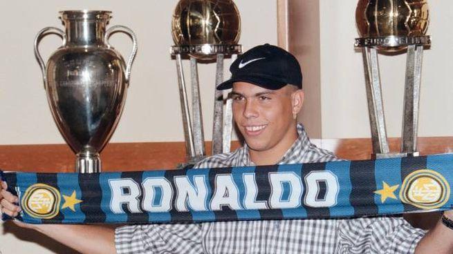 Estate 1997, Ronaldo sbarca all'Inter