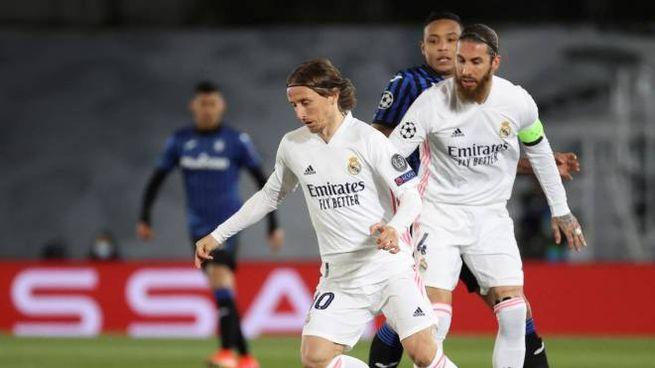 Real Madrid - Atalanta (Ansa)