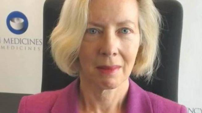 La direttrice dell'Agenzia del farmaco europea, Emer Cooke, 59 anni