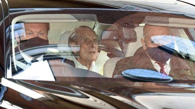 ll duca di Edimburgo era entrato in ospedale lo scorso 16 febbraio