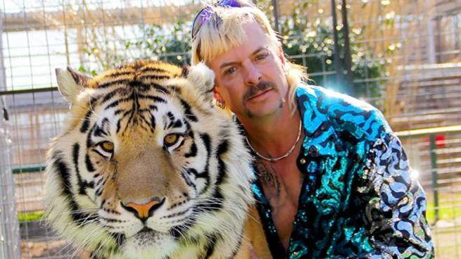 Scena dalla docu-serie 'Tiger King' - Foto: Netflix