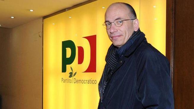 Enrico Letta, segretario Pd