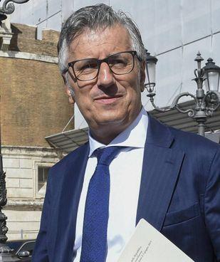 Giampiero Maioli, 64 anni, amministratore delegato di Crédit Agricole