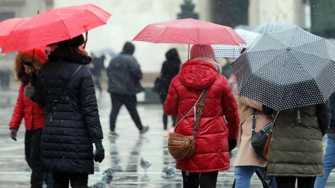 Meteo: in arrivo freddo e pioggia