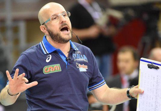 Mauro Berruto, 51 anni, ex ct della nazionale volley ora nella segreteria Pd