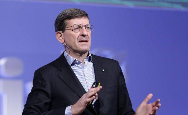 Vittorio Colao, 59 anni, ministro per l'innovazione tecnologica e la transizione digitale