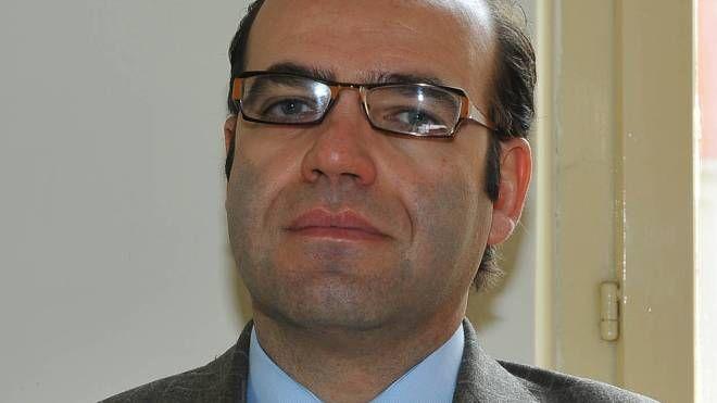 Giuseppe Pagliani, consigliere comunale di Reggio Emilia (Artioli)