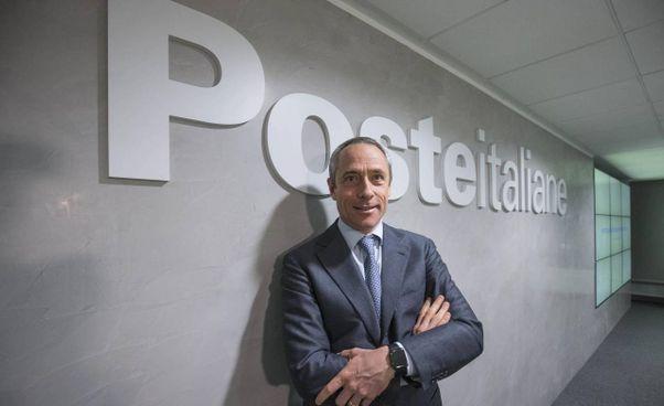 Matteo Del Fante, 53 anni, è amministratore delegato di Poste Italiane dal 2017