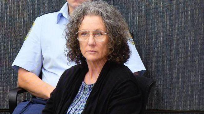 Kathleen Folbigg durante il processo