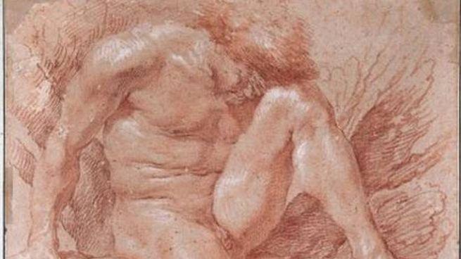 Il disegno di Gian Lorenzo Bernini battuto all'asta da Acteon de Compiègne