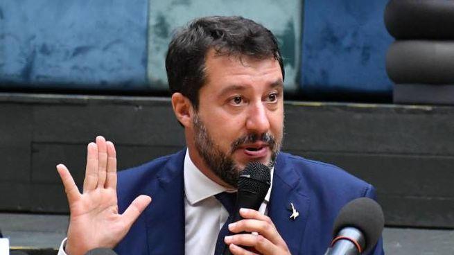 Matteo Salvini, 48 anni, è segretario della Lega dal 2013