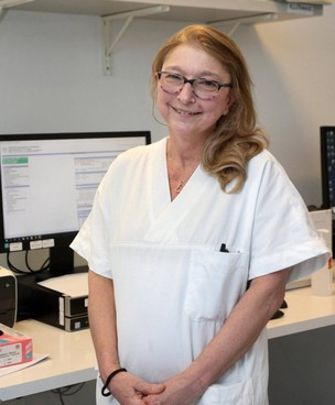 Daniela Di Luca, responsabile del reparto di Terapia intensiva Covid del Sant'Orsola di Bologna