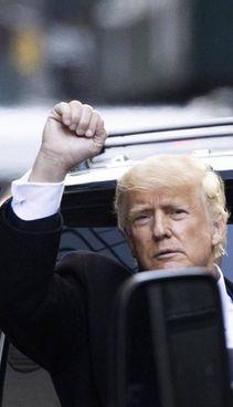 L'ex presidente degli Stati Uniti, Donald Trump, ha 74 anni