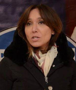 Ilenja Lucaselli, 44 anni, è deputata di Fratelli d'Italia dal 2018