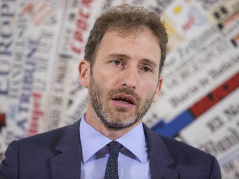 Davide Casaleggio, 45 anni, è proprietario della Casaleggio Associati