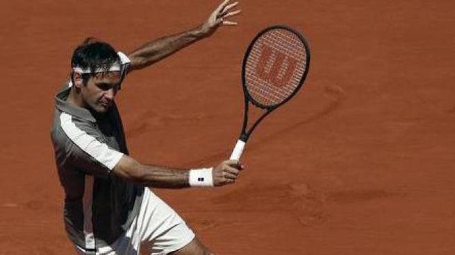 Tutti come Roger Federer (39 anni), il fuoriclasse svizzero che fa sognare