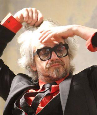 Marco Castoldi, in arte Morgan, 48 anni, è stato per anni leader dei Bluvertigo e poi si è dedicato alla carriera solista