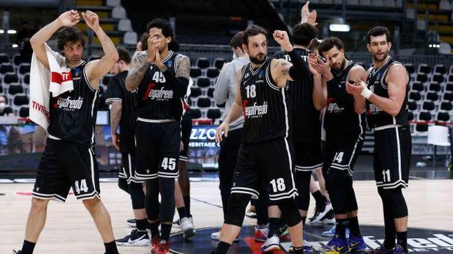 Virtus Bologna ok in Eurocup (Ciamillo)