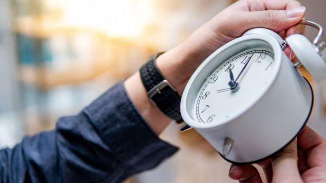 Con l'ora legale domenica 28 marzo si dormirà un'ora in meno