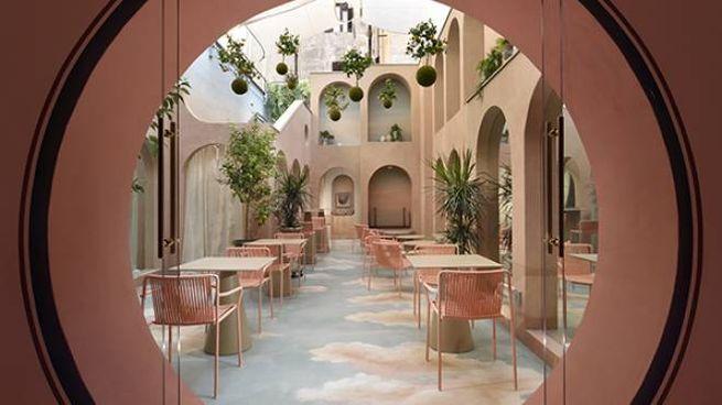 Pedrali arreda il Leon's Palace Hotel a Roma