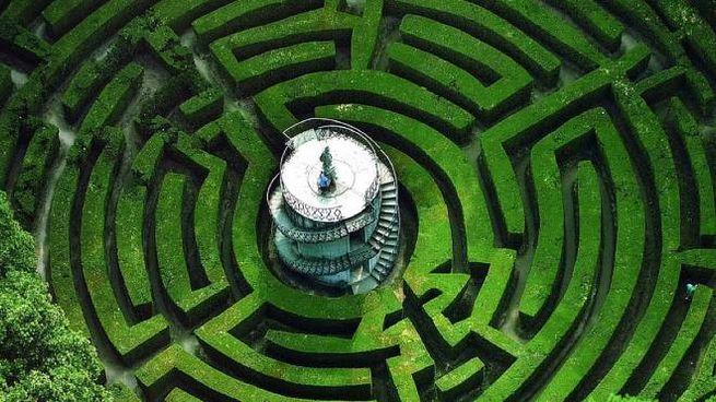Labirinti verdi dove perdersi per poi ritrovarsi