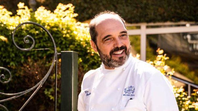 Ettore Bocchia, 55 anni, chef