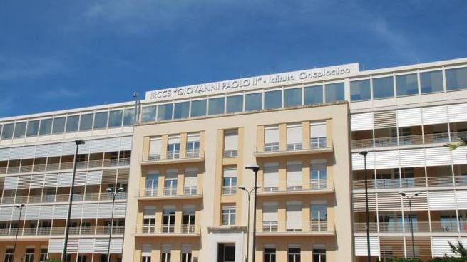 L'Istituto oncologico di Bari (Ansa)