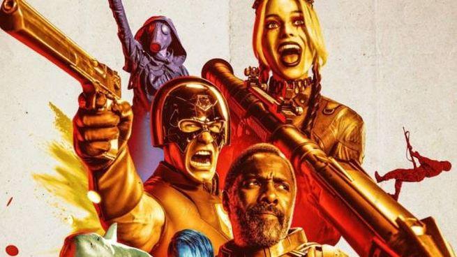 Dettaglio del poster - Foto: Warner Bros.