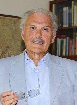 L'urbanista Carlo Monti