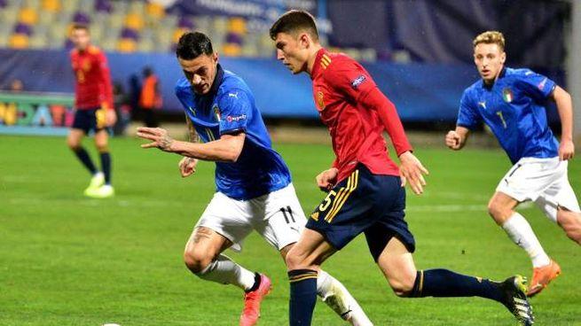 Spagna Italia under 21 (Ansa)