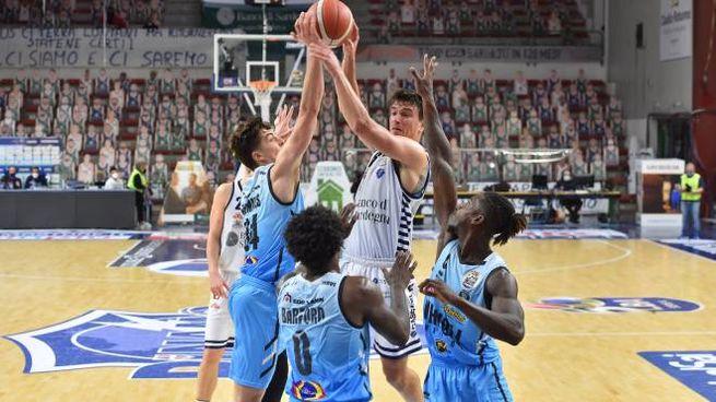 Dinamo Sassari Vanoli Cremona (Ciamillo)