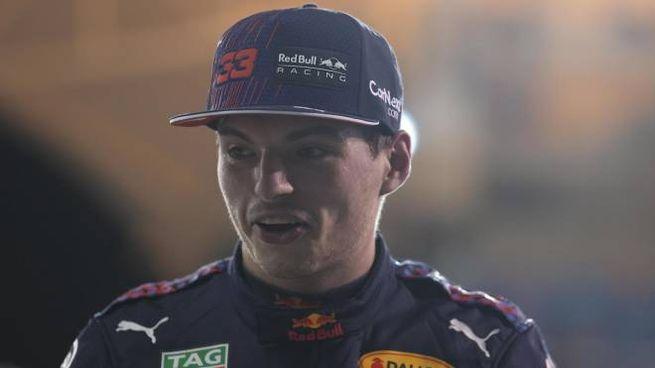 Max Verstappen, pilota della Red Bull (Ansa)