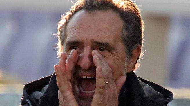 L'allenatore Cesare Prandelli, 63 anni, ha lasciato la Fiorentina martedì scorso