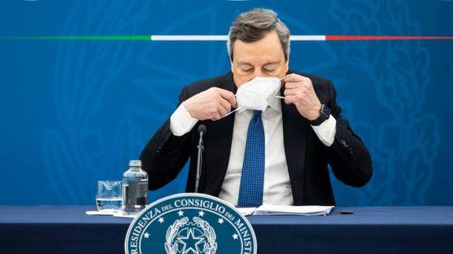 Mario Draghi (Imagoeconomica)