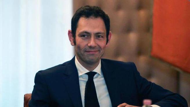 Ruggero Razza, assessore alla Salute della Regione Sicilia (Ansa)