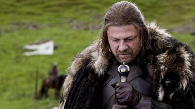 Eddard Stark è interpretato dall'attore Sean Bean