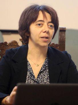 Gabriola Chetta, presidente di Ippocampo