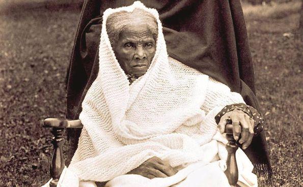 Harriet Tubman, nata Araminta Ross nel 1822