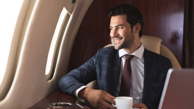 Aerei per privilegiati: negli Stati Uniti il 12% della popolazione prende il 66% dei voli