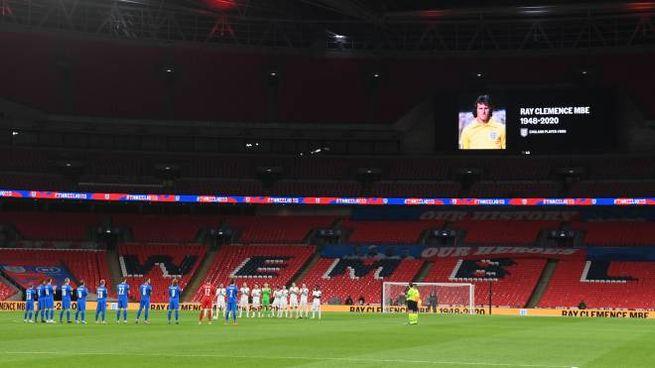 Lo stadio di Wembley (Ansa)