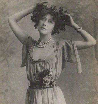 Liane de Pougy (1869-1965), da ballerina a cortigiana e. monaca domenicana