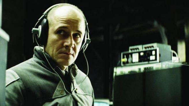 Ulrich Mühe ne 'Le vite degli altri', premio Oscar come film straniero nel 2007