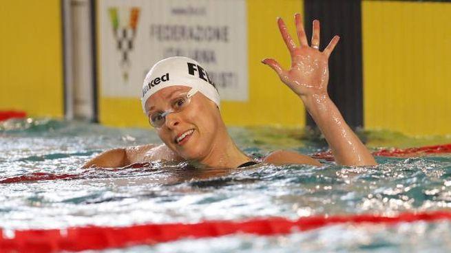 Federica Pellegrini conquista il pass per la quinta Olimpiade (Alive)
