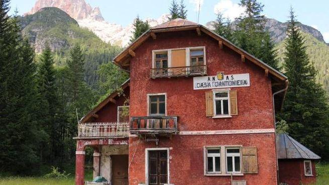 Una casa cantoniera